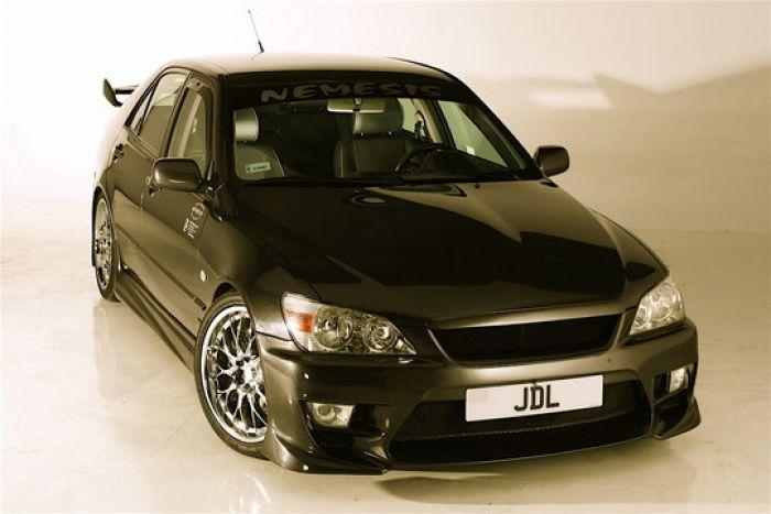 Jdl Tuning Lexus Is200 Body Kit Car Web Shop