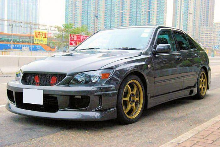 Ep Racing Lexus Is200 Cs Style Car Web Shop