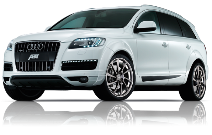 Mm Audi Q7 09 Abt Aerodynamic Body Kit Car Web Shop